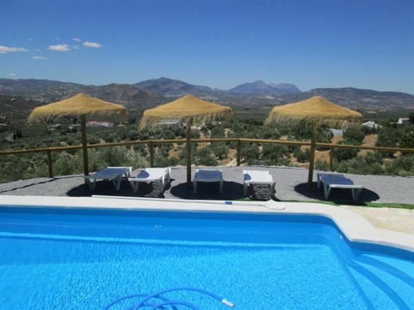 Andalusie, huisje met prive zwembad