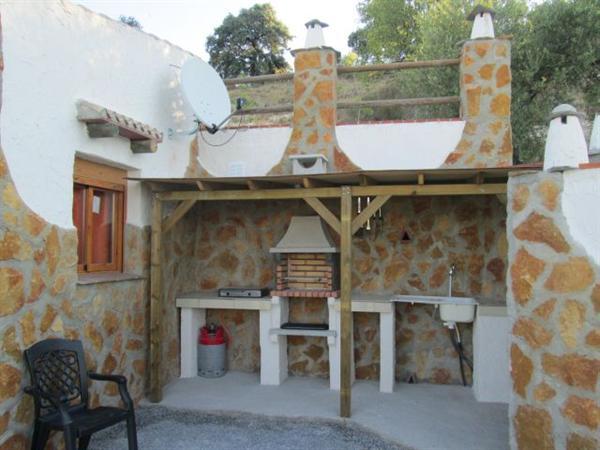 vakantiehuisjes in de bergen, andalusie