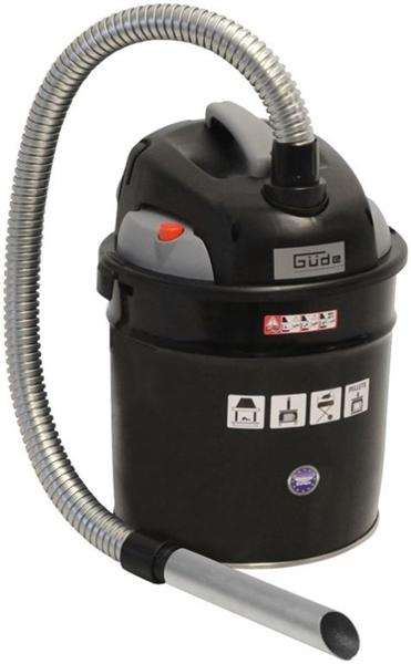Güde GA 1000 D Aszuiger automatische filter reinig