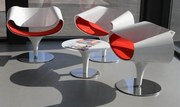 Exclusieve design Lounge seats Züco-Perillo