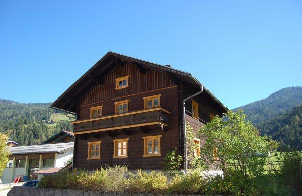 Chalet voor 4-8 personen in Salzburgerland