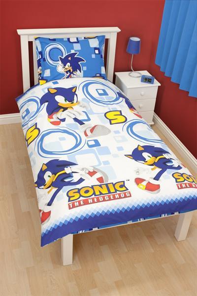 Sonic Spin dekbedovertrek