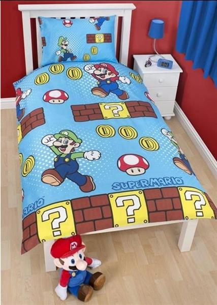 Super Mario Dekbedovertrek