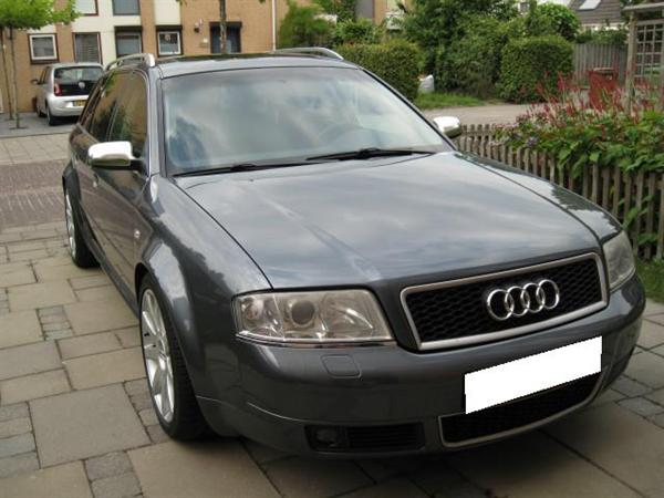 Audi A6 4.2 AVANT QUATTRO 220KW AUT