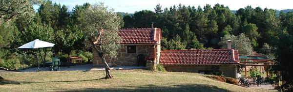 Vakantiehuisje midden Portugal