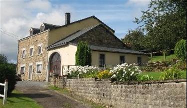 Ardennen vakantiewoning Le Mirador verblijf 6 pers