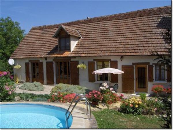 Dordogne vakantie huis- Zwembad, Tuin - 16AUG!!!