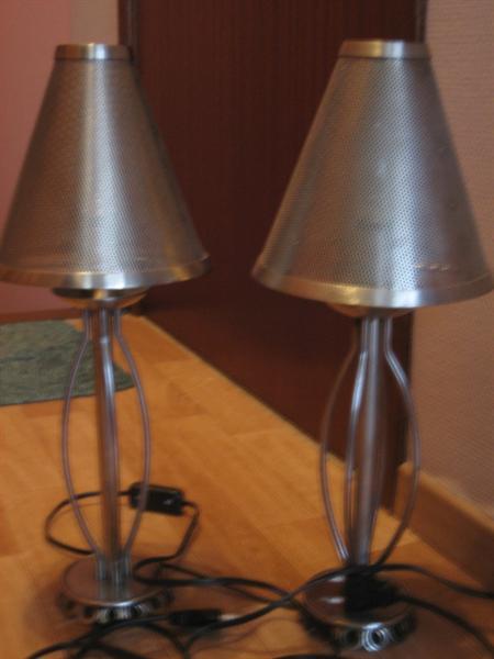 Inox Lampekappen Handgemaakt Meubelen