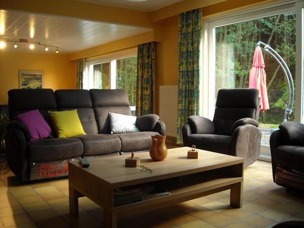 La-Roche-en-Ardennes schitterende villa met beekje