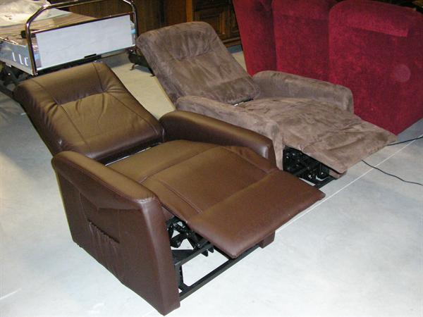 nieuwe elektrische zetels