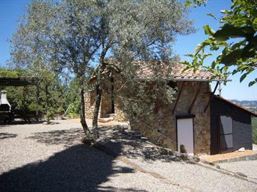 Toscane: vakantiehuisje