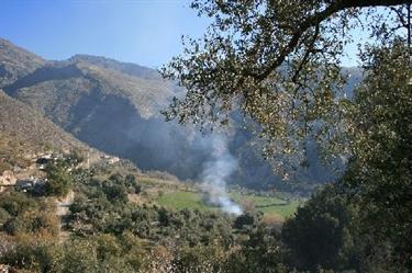 Andalusië Vrijstaand Vakantiehuisje Las Alpujarras