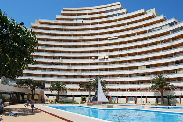 2 Pers. appartement direct aan strand Calpe