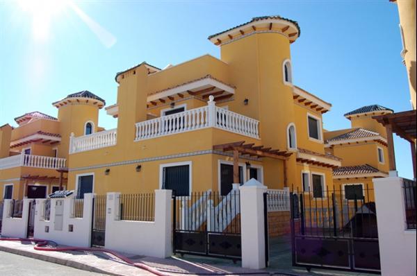 Lange termijnverhuur villas Costa Blanca Zuid