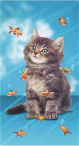 Badlakens Hello Kitten Piraten & Dieren