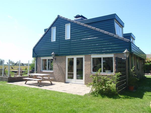 Texel De Krim 10 personen bungalow vakantiepark