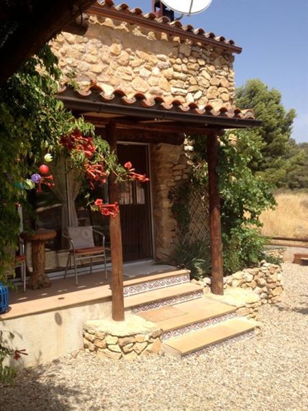 Vakantiewoning te midden van olijfgaarden