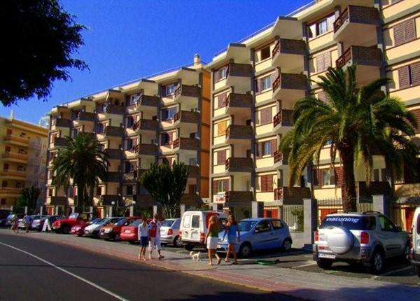 Appartement aan zee op Gran Canaria