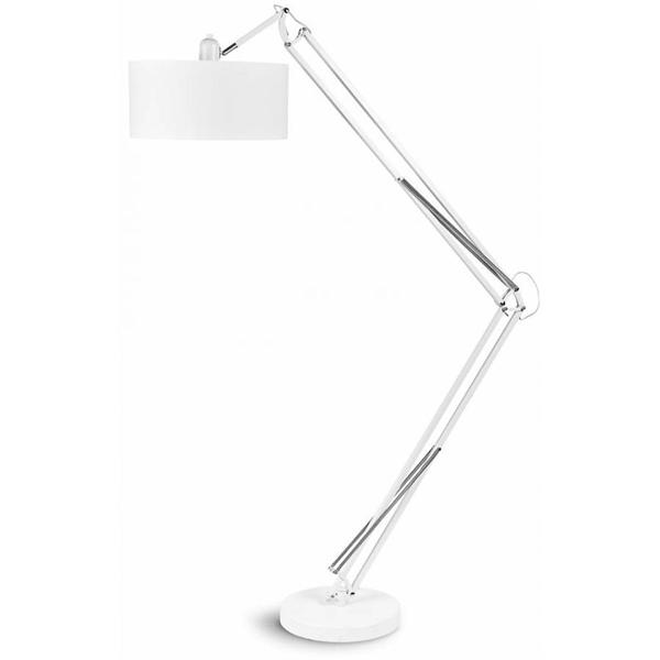 Its About RoMi Milano vloerlamp | Wit
