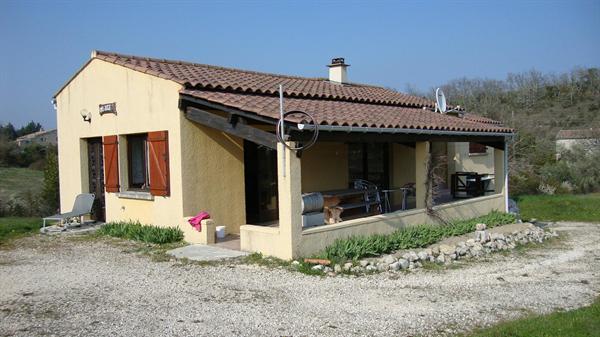 Vakantiehuis Ardèche (6 p - Zuid-Frankrijk)