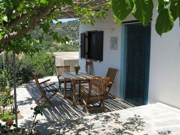 rustig en authentiek vakantiehuis
