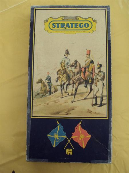 Stratego van Jumbo Vintage versie nr. 495