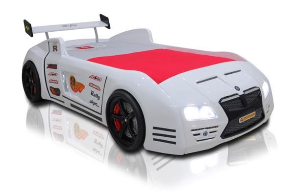 Racebed M6 Coupé | Wit kinderbed